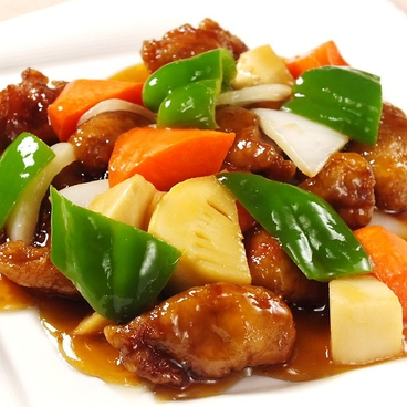 中國菜館 博愛のおすすめ料理1