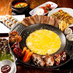 韓国料理 アンパン 内房のおすすめ料理1