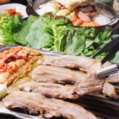 老舗韓国料理専門店 やさい畑 新橋店のおすすめ料理1