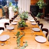 【忘年会/新年会/歓送迎会】20名様や30~50名様などの中規模宴会などにもオススメ♪結婚式二次会にもご利用頂きます♪