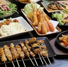 焼鳥居酒屋 どん 六角店のおすすめ料理1