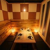朝どれ鮮魚と熟成肉 百米 ひゃくべい 浜松本店の雰囲気2