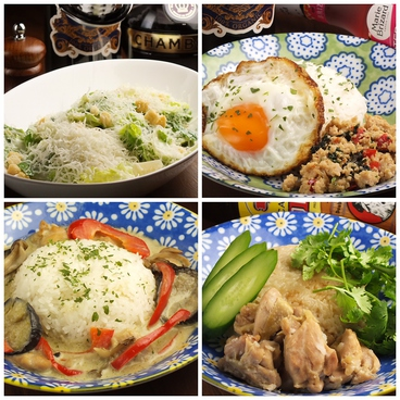 The World Kitchen&Sportsのおすすめ料理1