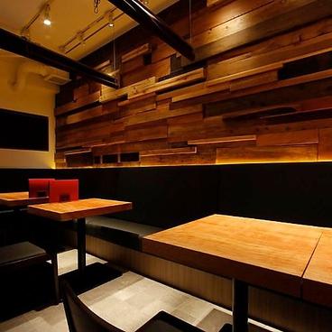 鉄板屋 三代目 圭 上野店の雰囲気1
