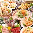 サークルや会社の歓迎会にも◎食べごたえ有の各種コースは、コースごとに全く異なる料理メニューでご用意!サラダ/お魚/お肉など全てのコースでご提供♪参加者の好き嫌いも気にならない◎