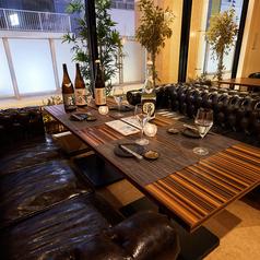 肉と日本酒 ときどきワイン 船橋ガーデンの雰囲気1