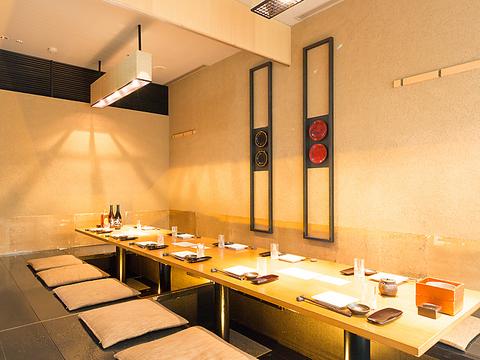 個室全12室(3~30名)の極上和空間!有楽町駅目の前!イトシア3Fの【響】へようこそ。