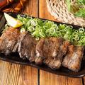 料理メニュー写真豚カルビ炭火焼