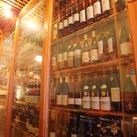 自家製サングリア&直輸入ワイン