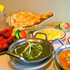 インド・ネパール料理 タァバン みのり台店のコース写真