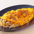 料理メニュー写真黒トリュフと雲丹のオムライス