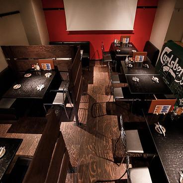 オイスター&ジビエ Snug 2号店の雰囲気1