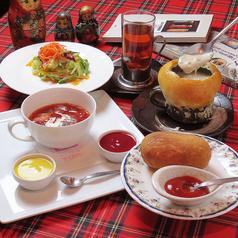 ロシア料理 バイカルのおすすめ料理1