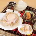 料理メニュー写真【卓上焼】帆立濱焼(1ヶ)