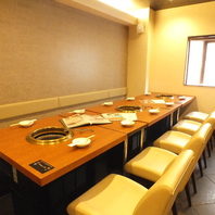 ご宴会は最大16名様まで可能◆プライベート空間がウリ!