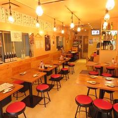 串かつ 鮮魚 酒 ひらたやの雰囲気1