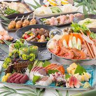 [山科駅前店]飲み放題付宴会コースは豊富!完全個室用意!