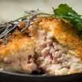 料理メニュー写真ビストロ×家庭料理。ズワイ蟹のクリームコロッケ