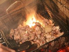 炭火炙り 地鶏の高橋商店の写真