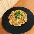 料理メニュー写真肉肉肉チャーハン