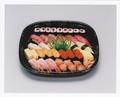 料理メニュー写真特上盛り合せ寿司