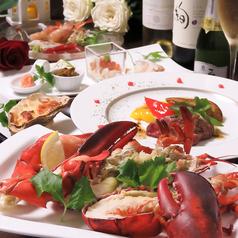 WINE&JAPANESE GRILL FUJITAのおすすめ料理1