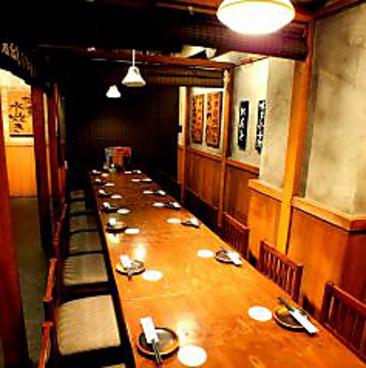 九州料理居酒屋 神屋流 博多道場 馬喰町店の雰囲気1
