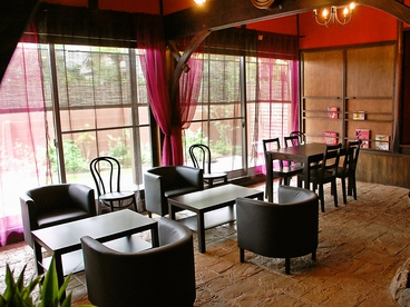 cafe amandyaの雰囲気1