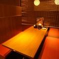 4名様でご利用いただけるボックス席です◎お食事会や少人数での飲み会にも最適なお席です~水炊き・焼鳥 とりいちず 池袋東口店~☆