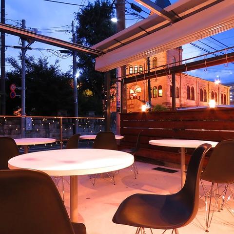 松が峰教会横 3つの雰囲気のスペースを持つ【Velo Cafe -ベロカフェ-】@東武宇都宮