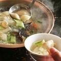 料理メニュー写真皇帝鍋 (お二人様より承ります)