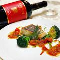 料理メニュー写真季節魚のポワレ