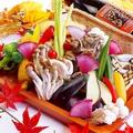 料理メニュー写真季節野菜のバーニャカウダー