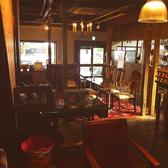 どこか懐かしい雰囲気が漂う店内。テーブル席、ソファ席、座敷・・・さまざまなお席をご用意しております。【茶屋町・中崎町・誕生日・カフェ・女子会・ママ会・貸切・和】