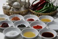 けなりの味は日本と韓国の融合