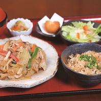 ランチタイムも沖縄料理を満喫できる♪