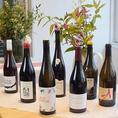 自然派ワインが充実のラインナップ。ワイン初心者もワクワクできる「イデアルビストロ」