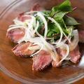 料理メニュー写真近江牛のローストビーフ