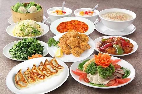 中華料理 天福楼