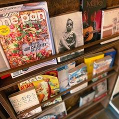 CAFE&BAR 6411 ロクヨンイチイチの特集写真
