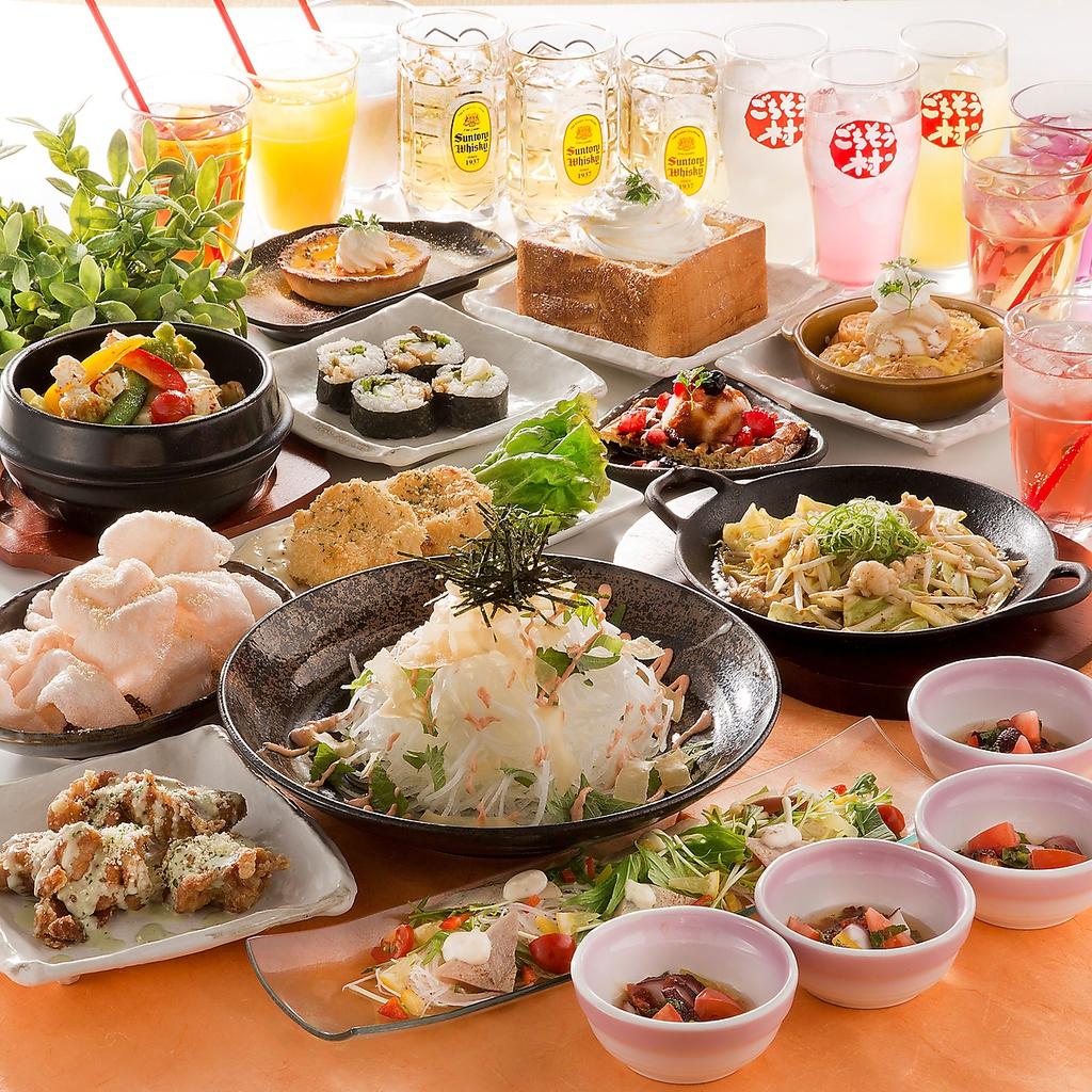 和食ダイニング ごちそう村 岸和田店|店舗イメージ6
