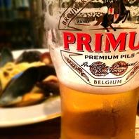 ベルギービールと料理のマリアージュ