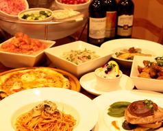 伊太利亜厨房 KUUのコース写真