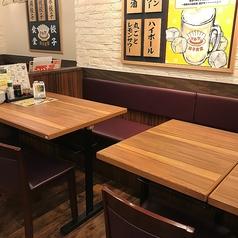餃子食堂 マルケン 天満橋店の雰囲気1