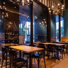 リトル デリリウムカフェ ハレザ池袋の雰囲気3