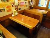 テーブル2名様席
