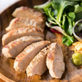 料理メニュー写真アボカドポークのステーキ