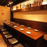 2階テーブル席は23名~30名様で貸切可能!!