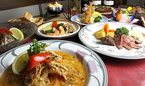 チーズフォンデュで女子会も♪地域に愛される正統派ホテル系洋食でゆったり…♪