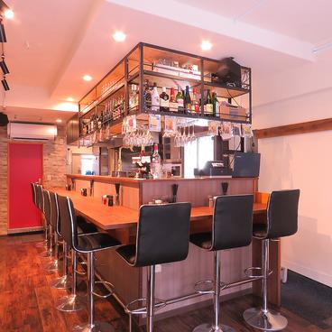 中華&Bar TENSUIの雰囲気1